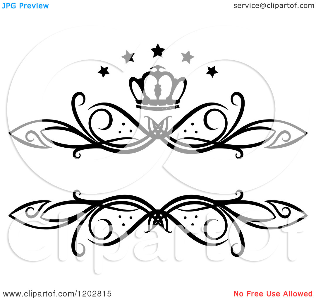 King Crown Clip Art Black And White Clipart Panda