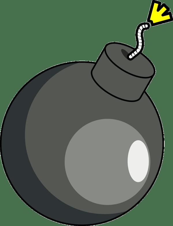 bomb clip art free clipart panda