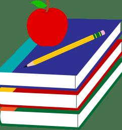 books clipart [ 4461 x 4450 Pixel ]