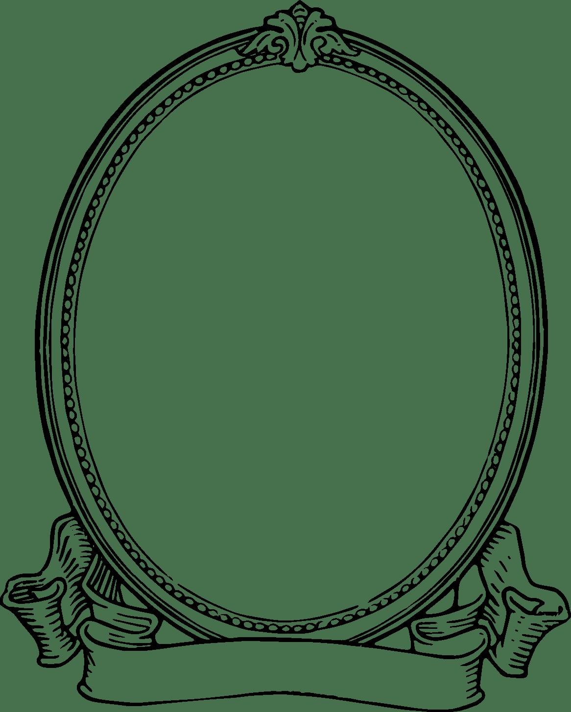 20 Simple Vintage Frame Border Clip Art Ideas And Designs