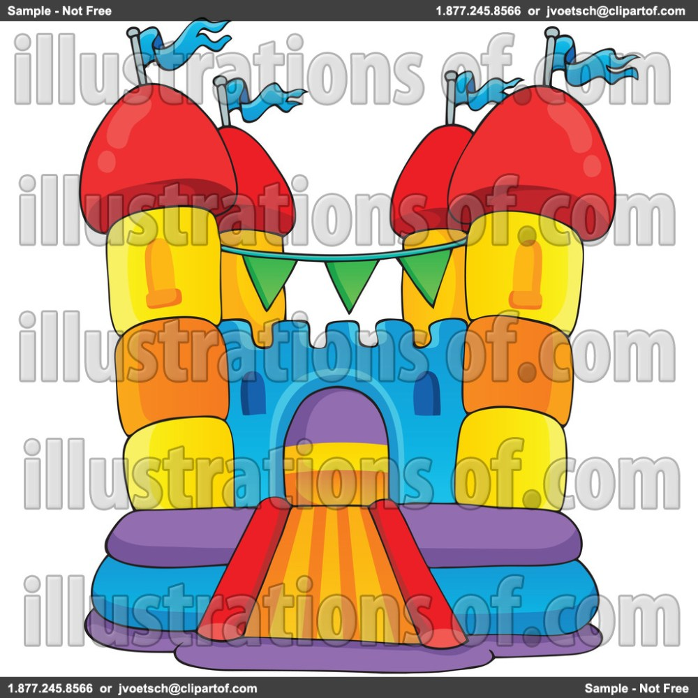 medium resolution of  bounce house clip art clipart panda free clipart