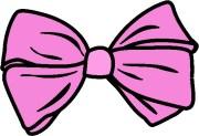 clip art hair bows bow clipart