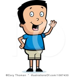 boy clipart student clip royalty illustration waving hello child clipartpanda cory thoman panda rf terms clipground websites reports powerpoint these