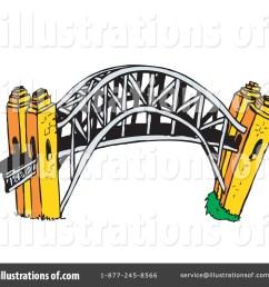 bridge clipart [ 1024 x 1024 Pixel ]