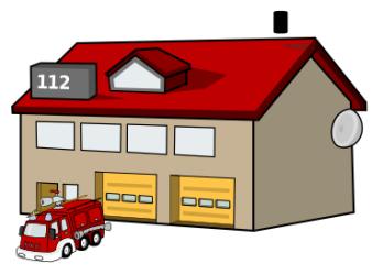 clipart firestation fire buildings building station clip clipartpanda wpclipart architecture transparent webp domain terms formats