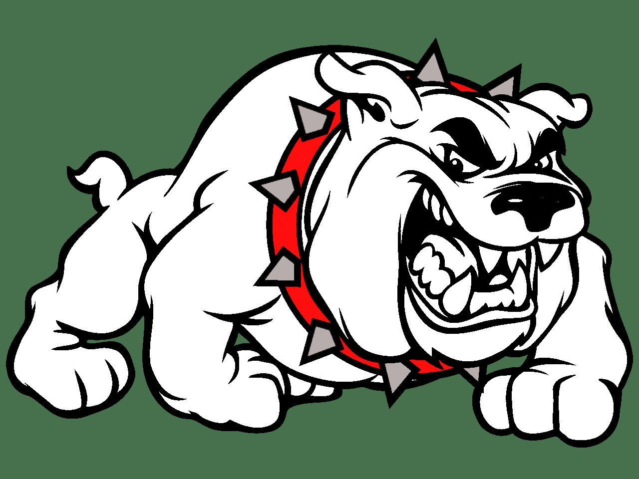 Bulldog Baseball Logo Clipart Panda