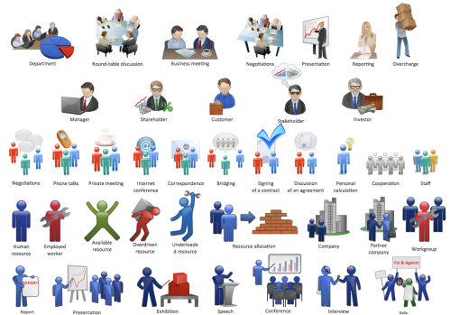 small resolution of business clipart