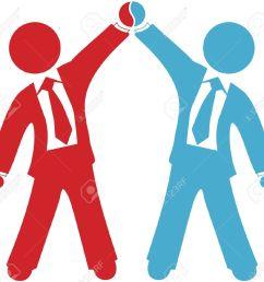 business clipart business partner clipart [ 1300 x 1239 Pixel ]