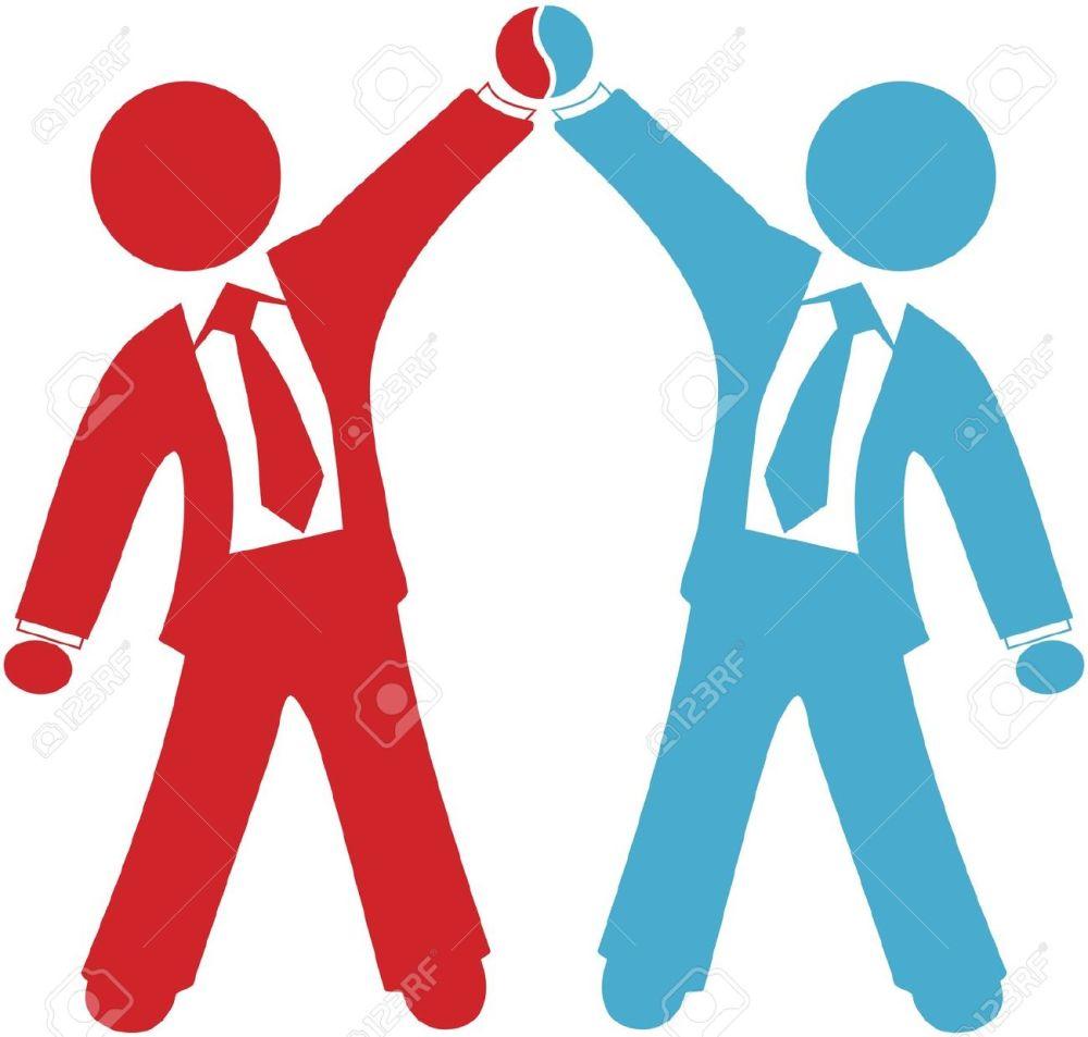 medium resolution of business clipart business partner clipart