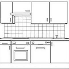 Panda Kitchen Cabinets Sink Grids Clip Art | Clipart - Free Images