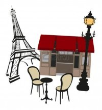 Cafe Table And Chairs Clipart | Clipart Panda - Free ...