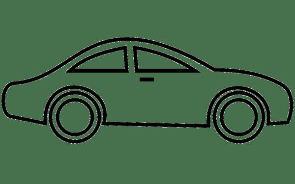 car clipart panda - free