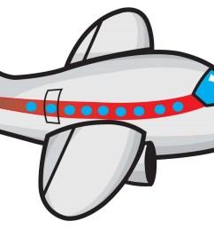 cartoon airplane clipart [ 1600 x 1100 Pixel ]