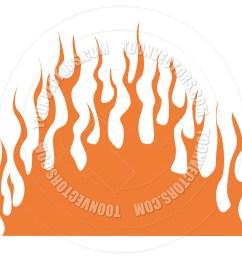 cartoon fire flames [ 940 x 940 Pixel ]