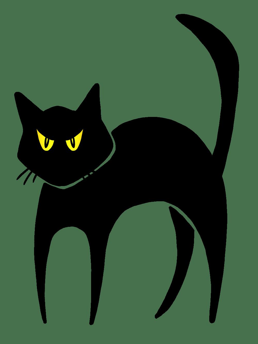 medium resolution of cat clipart halloween clipart