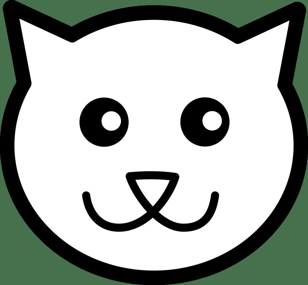 medium resolution of cat clipart