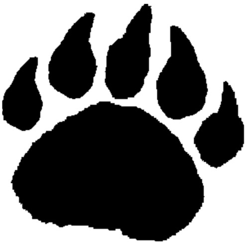 small resolution of cat paw clipart black cat clipart 110 jpg
