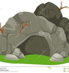 cave clipart [ 1300 x 1037 Pixel ]