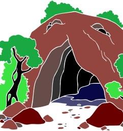 cave clipart [ 1500 x 1335 Pixel ]