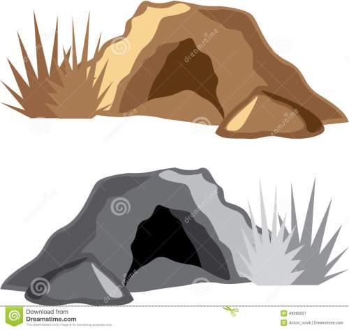small resolution of cave clipart