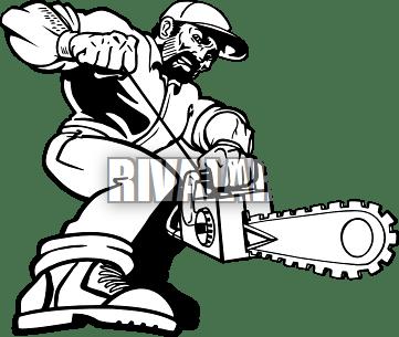Chainsaw Clip Art