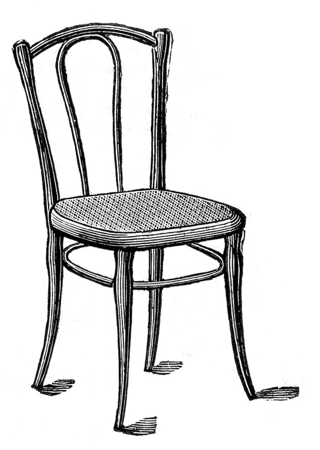 Black White Chair Chair Clip Art Black And White Clipart Panda Free