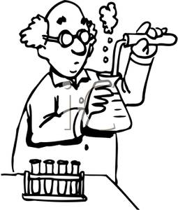 Chemical Reactions Coloring Sheet Coloring Pages