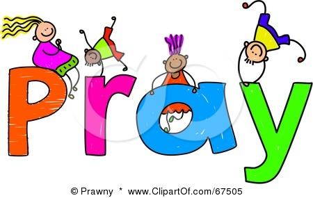 child prayer clipart clipart