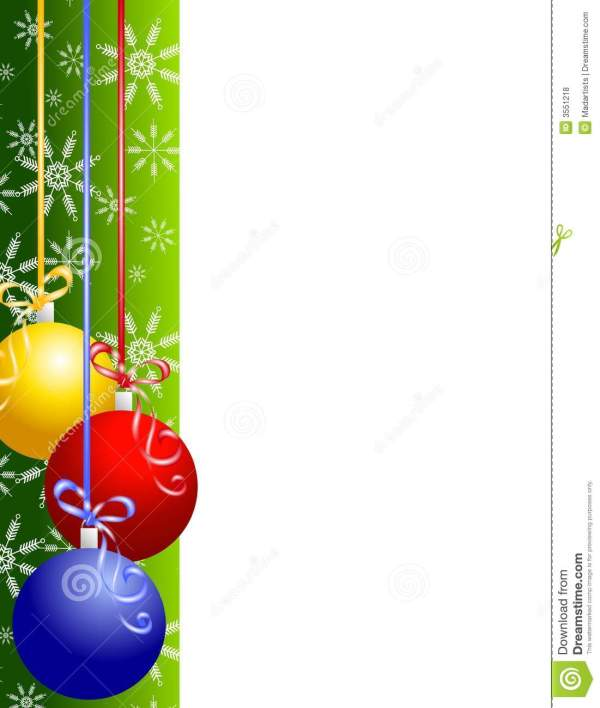 christmas clipart borders and lines