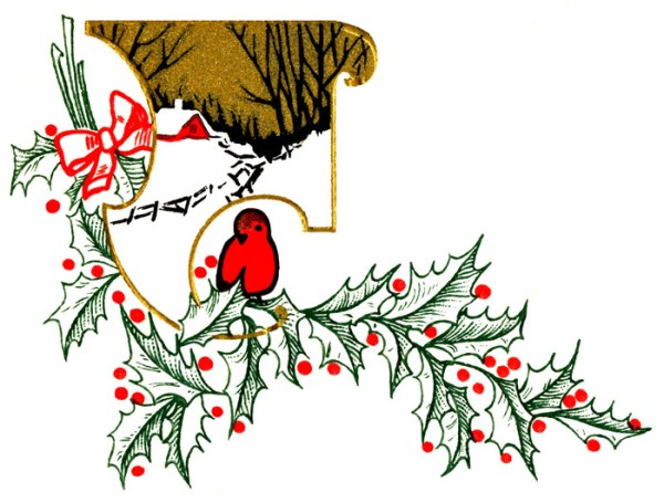 christmas clipart borders free