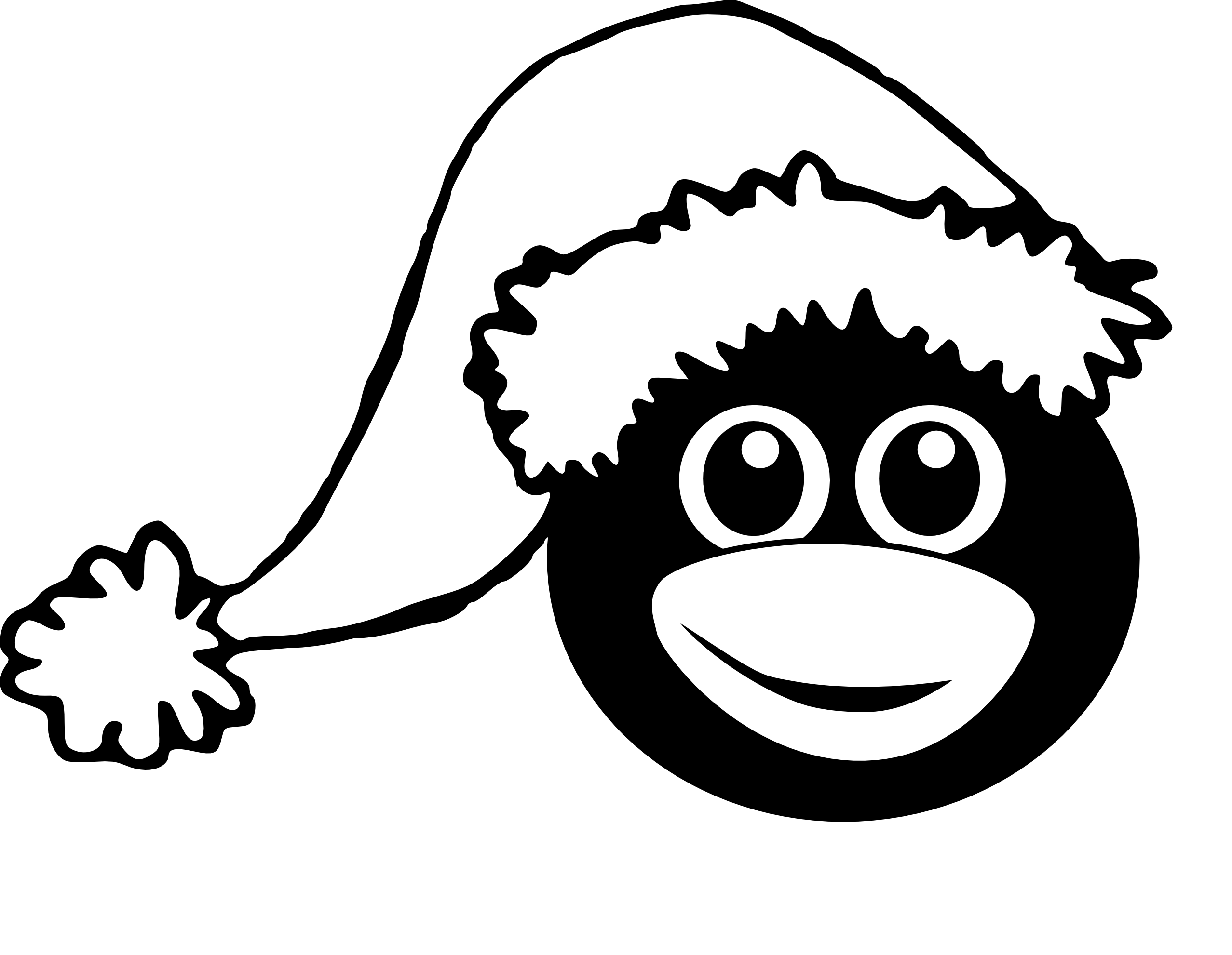 Funny Christma Clipart