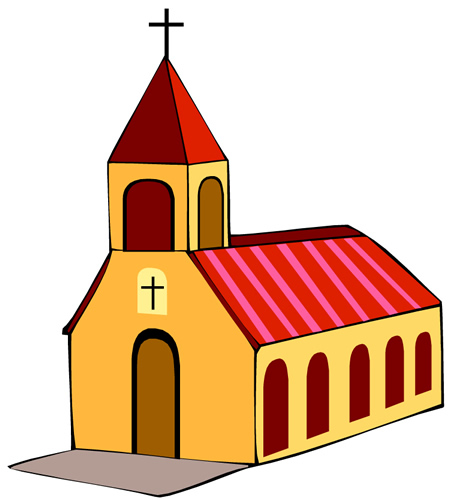 church clip art printable clipart