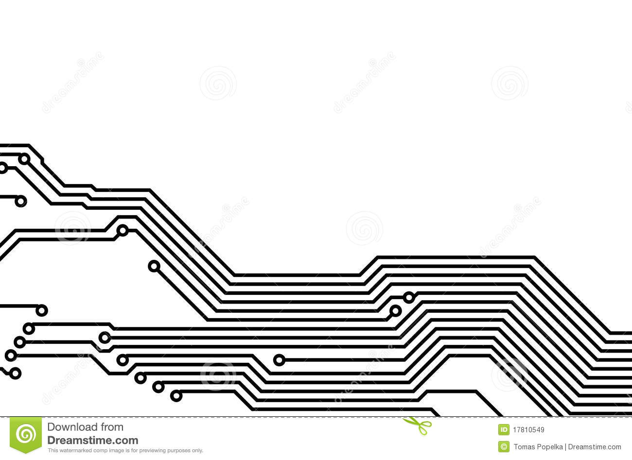 hight resolution of circuit clipart pcb printed circuit board 6