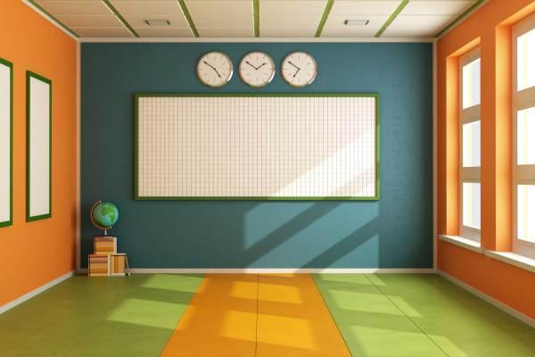 Classroom Clipart Panda - Free