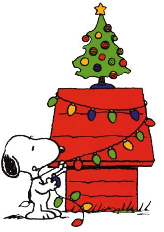 clip art charlie brown christmas