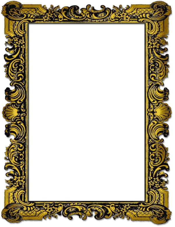 Clip Art Frames Borders Clipart Panda - Free