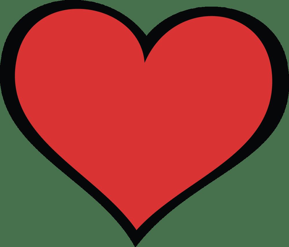 medium resolution of clipart love heart