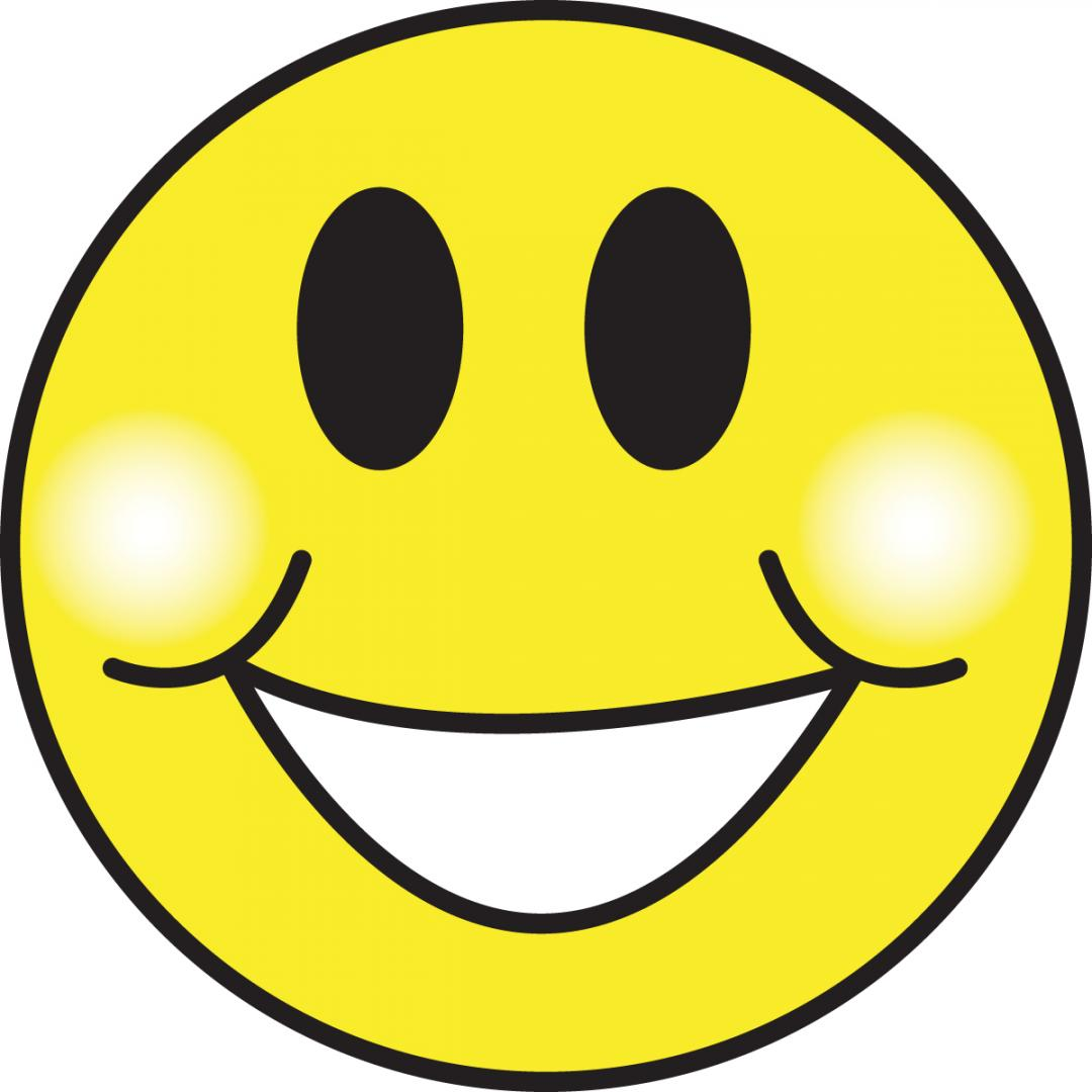 hight resolution of clipart smiley face