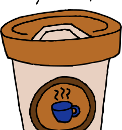 coffee clip art [ 3162 x 5578 Pixel ]