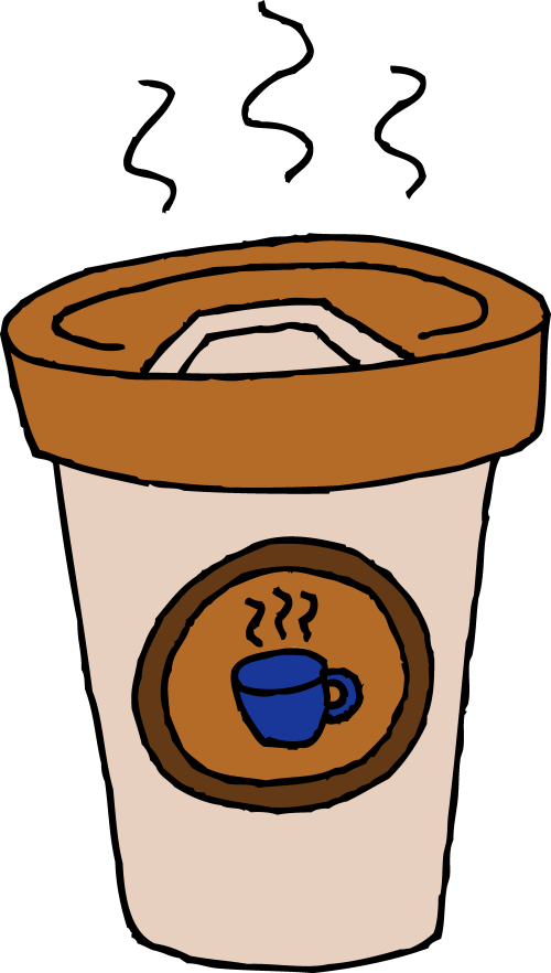 small resolution of coffee clip art