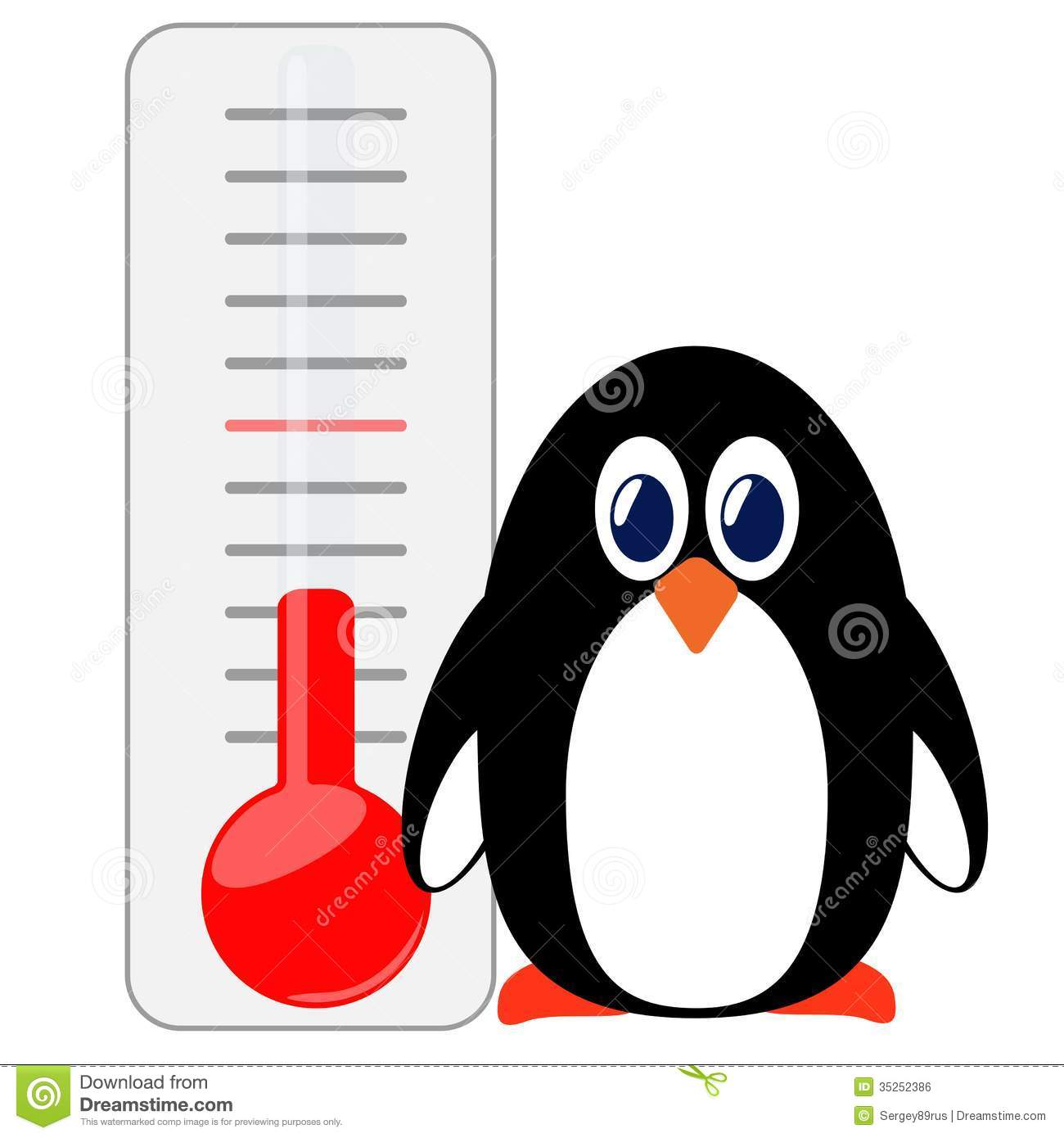 Cold Weather Thermometer Clip Art Clipart Panda