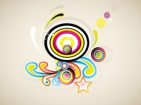 Colorful Swirls Designs | Clipart Panda - Free Clipart Images