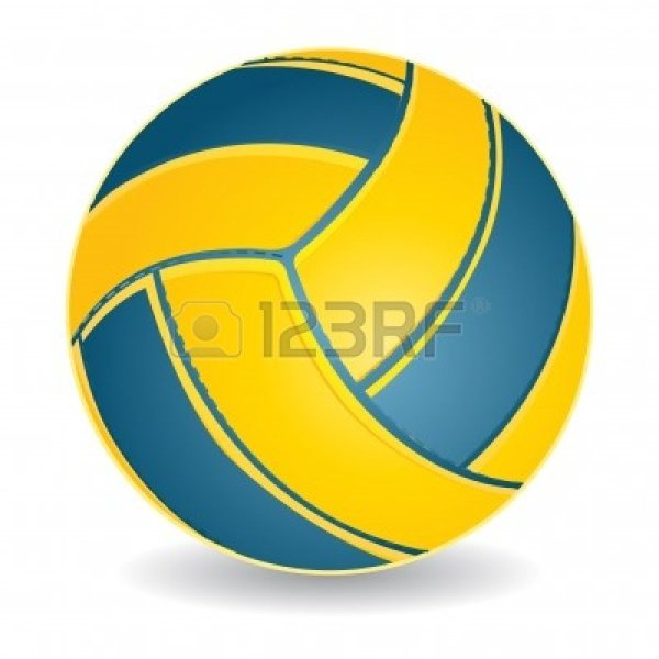 Colorful Volleyball Ball Backgrounds Clipart Panda