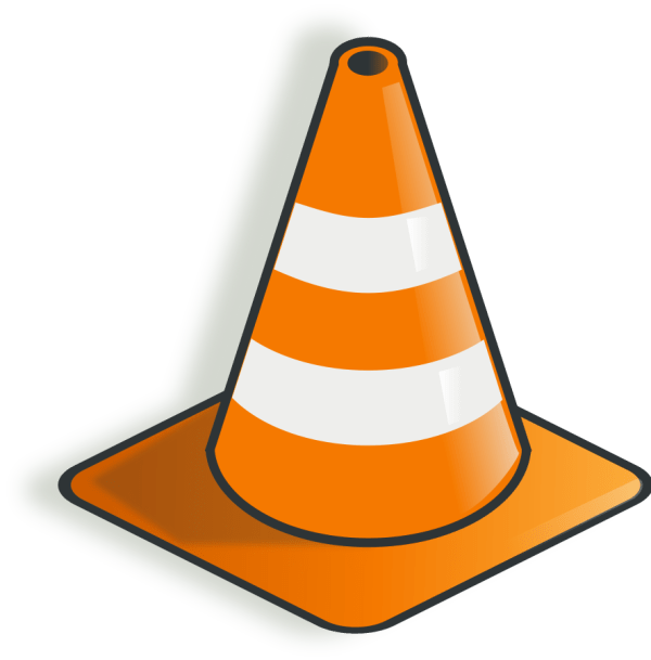 Construction Cone Clip Art