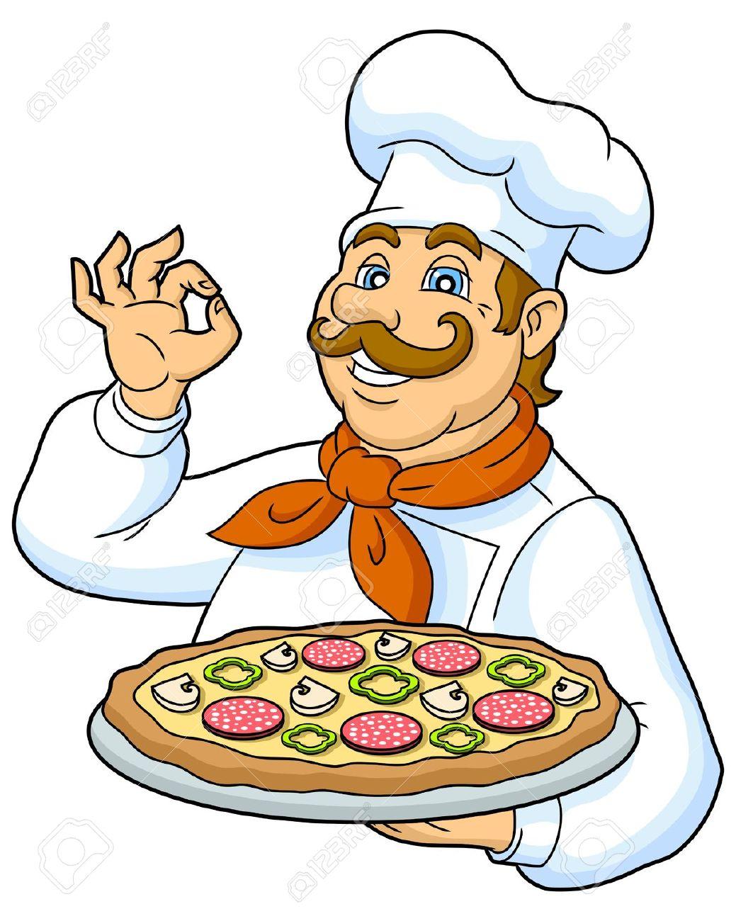 Pizza Clip Art Baker  Cliparts