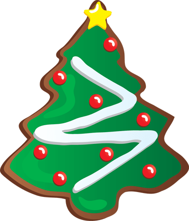 Image result for christmas cookies clipart
