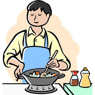 Resultado de imagem para cook clipart