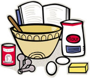 cooking ingredients clipart