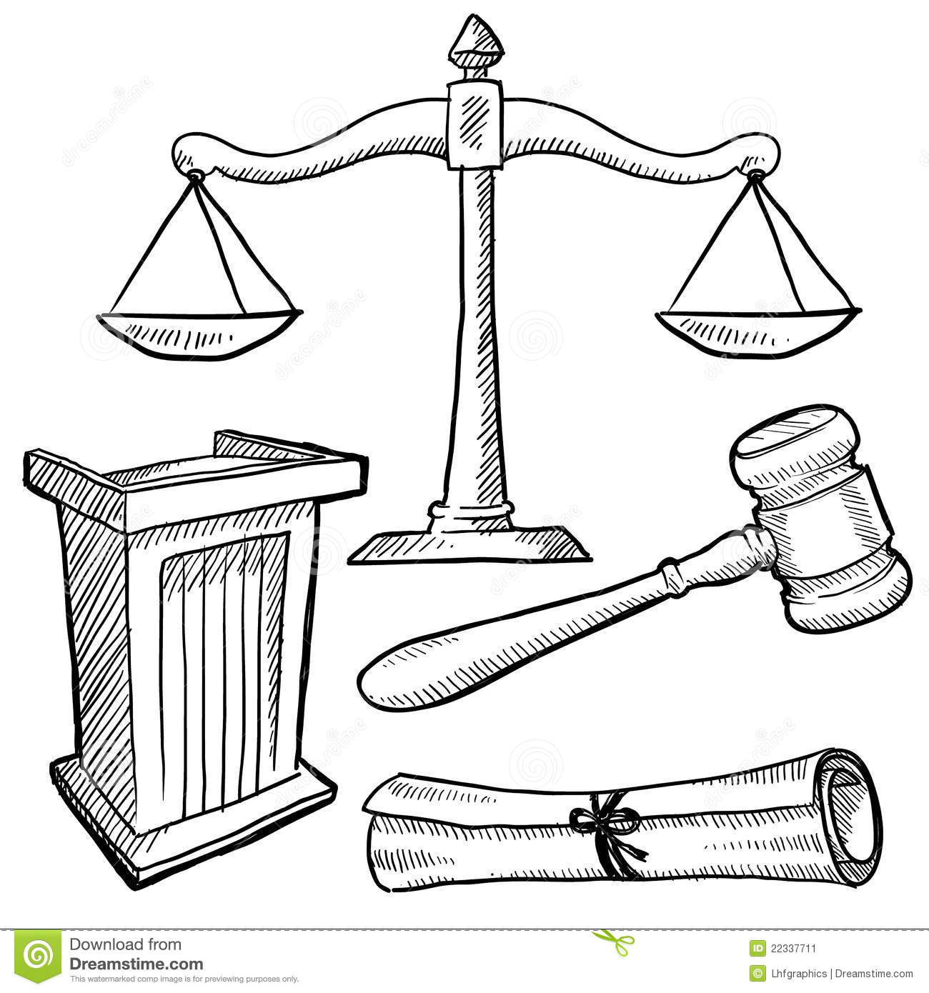 hight resolution of courtroom clipart