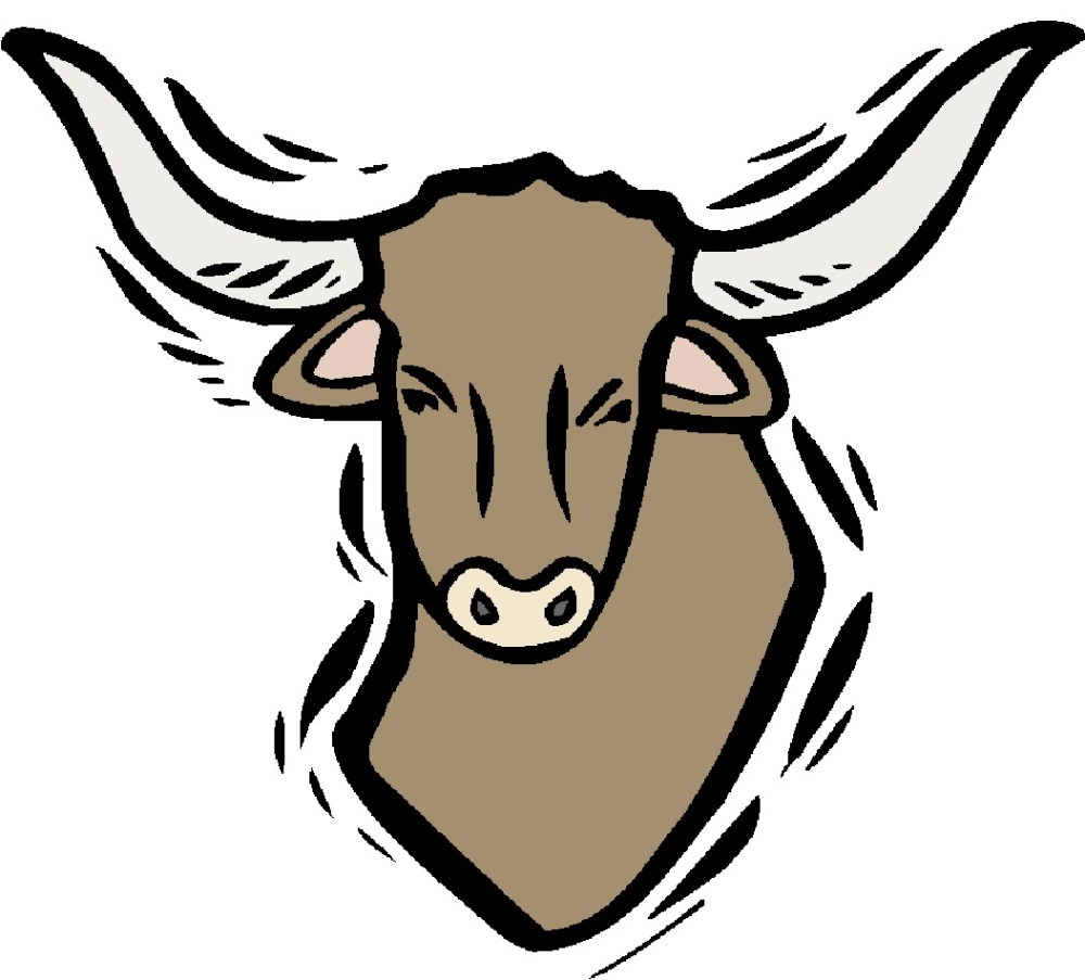 medium resolution of cow face clipart
